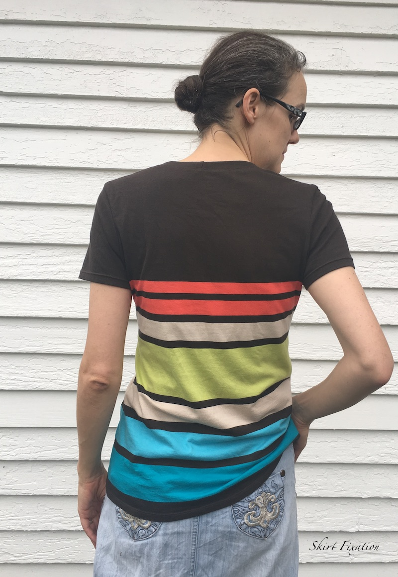 Updated Union St. Tee pattern review