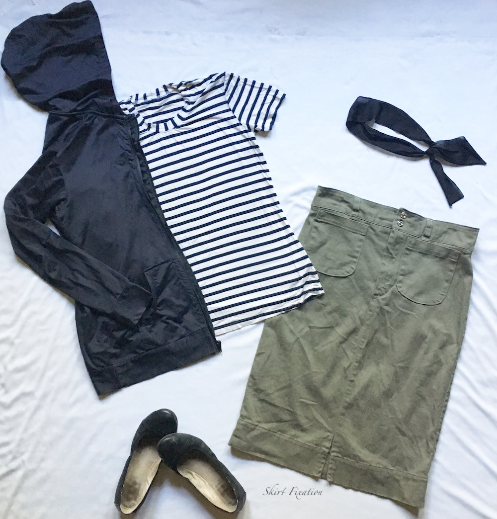 Skirt outfit by Skirt Fixation