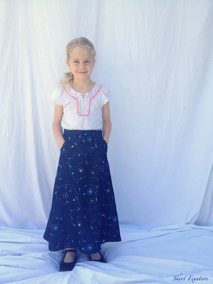 Skirt Fixation for Paneled Sunsuit blog tour
