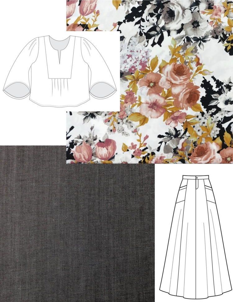 Skirt Outfit plan by Skirt Fixation for 2020