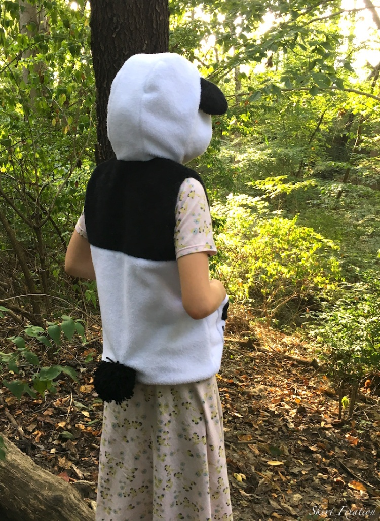 Wild Things vests sewn by Skirt Fixation