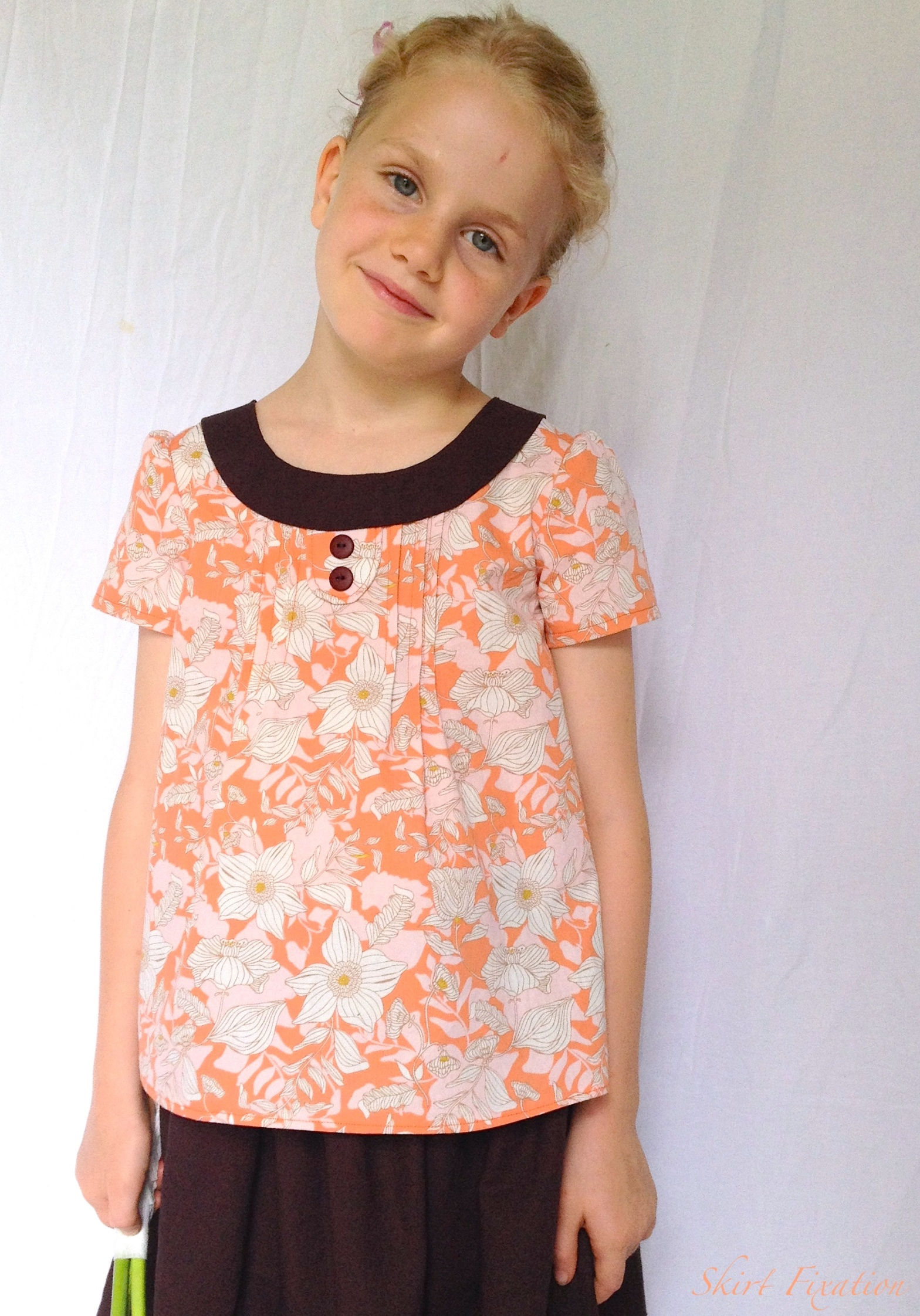 Skirt Fixation for Bonnie Christine's Cultivate blog tour