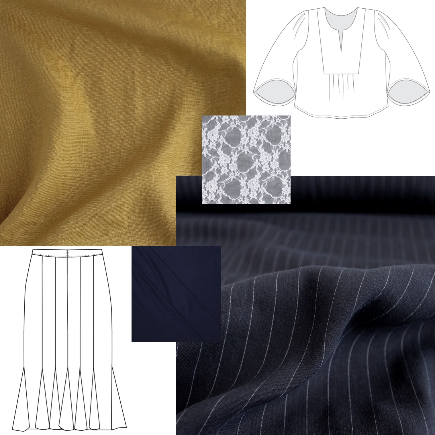 Skirt Outfit Skirt Fixation plans to sew in 2019