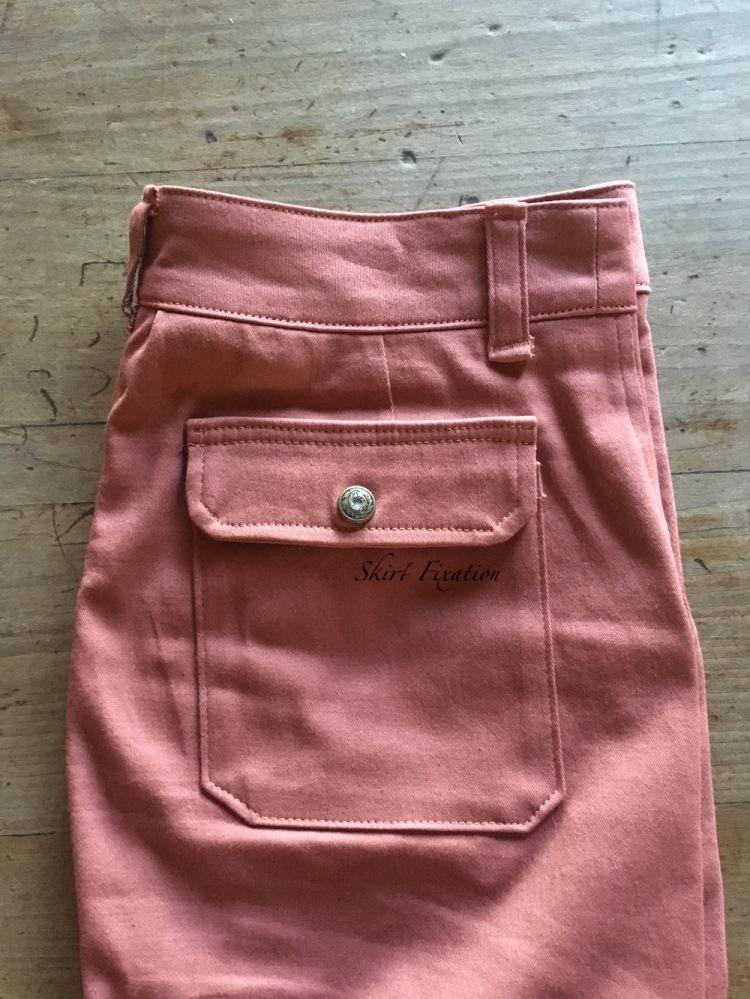 Sandbryce Skirt sewn by Skirt Fixation