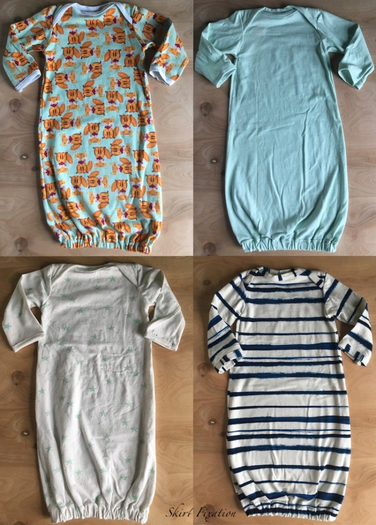 Newborn Capsule Wardrobe, the perfect guide from Skirt Fixation