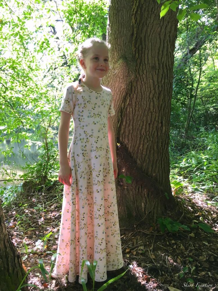 Skirt Fixation for Forest Floor Fabrics Blog Tour