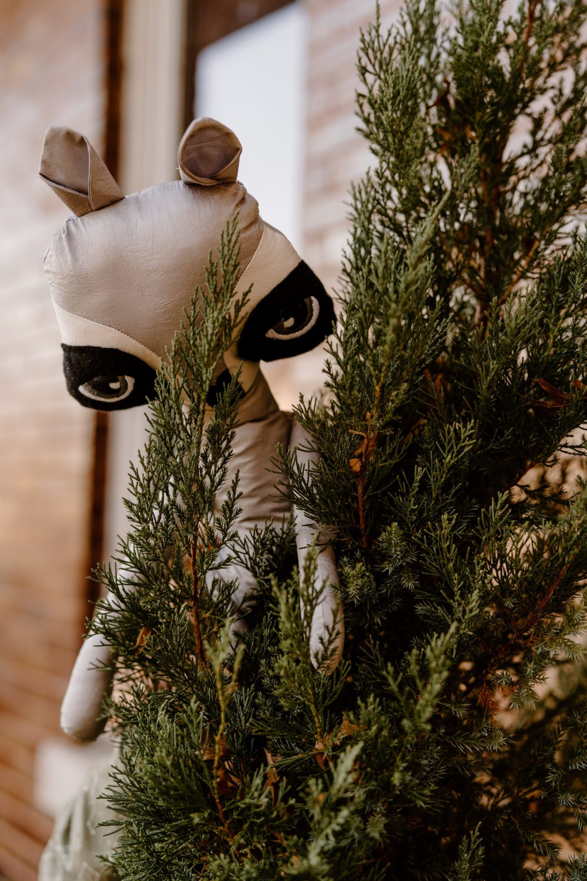 Urban Jungle Dolls sewn by Skirt Fixation