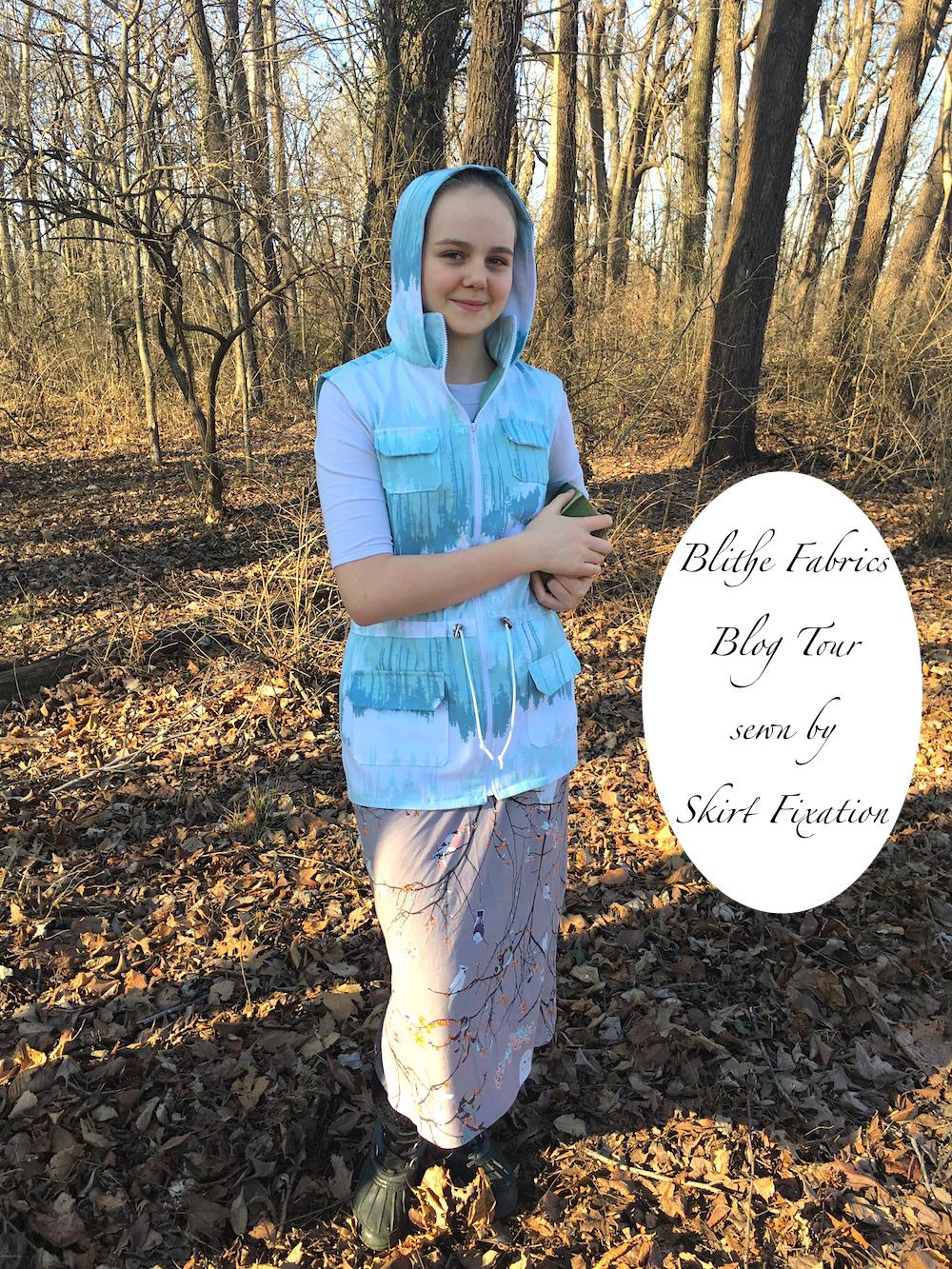 Skirt Fixation for the Blithe Blog Tour