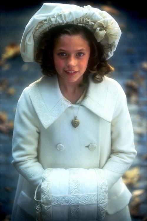 A Little Princess Costume design