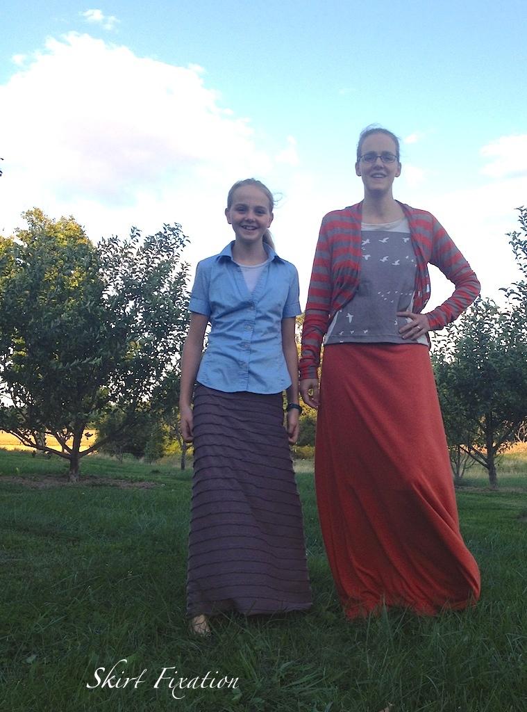 Jocole Yoga A-line Skirt