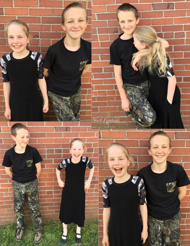 Sewing for Tweens: pattern advice from Skirt Fixation