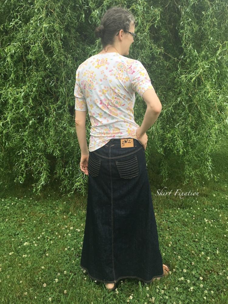 Sandbridge Skirt by Skirt Fixation