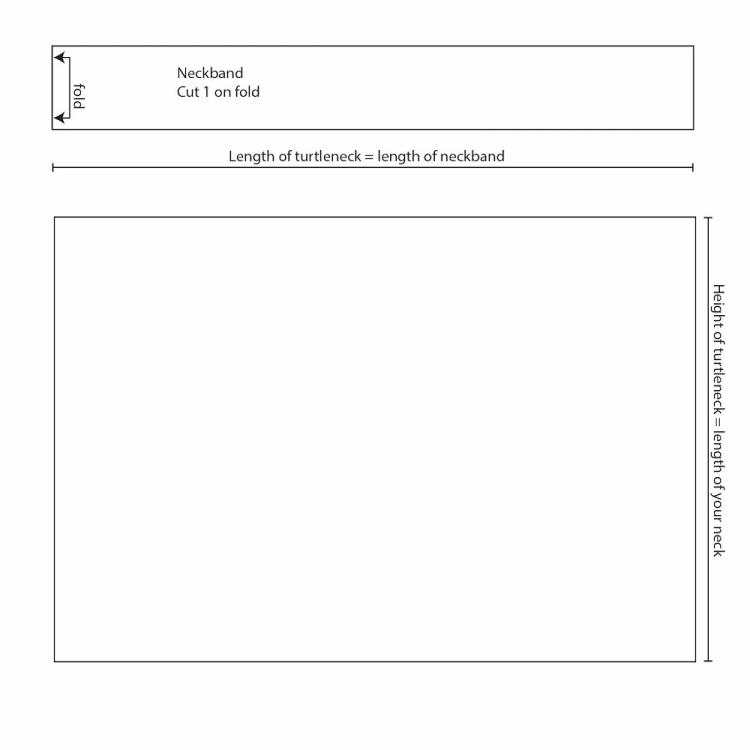 Turtleneck tutorial from Skirt Fixation