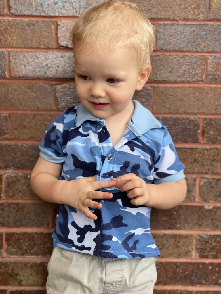 Parfait Polo pattern from Project Run & Play