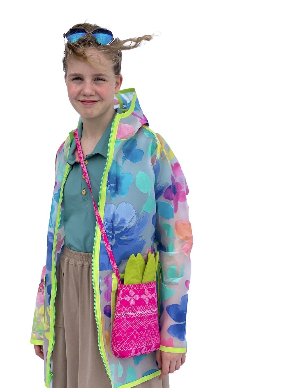 David Rain Coat sewn and reviewed by Skirt Fixation